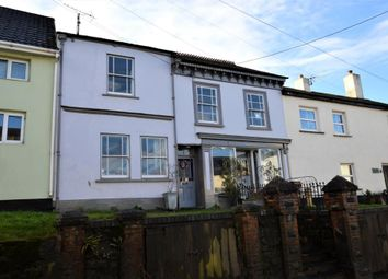 Thumbnail 4 bed terraced house for sale in Bow, Crediton, Devon