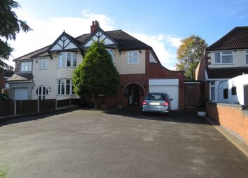 Thumbnail 3 bed property to rent in Chester Road North, Sutton Coldfield