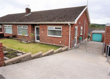 Thumbnail 3 bed semi-detached bungalow for sale in Woodlands Park, Bridgend