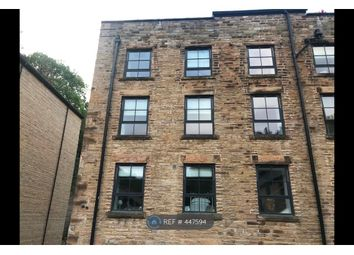 Thumbnail 2 bed flat to rent in Kinderlee Mill North, Chisworth Glossop