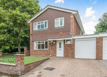 Thumbnail 4 bed link-detached house for sale in Crayford Close, Vinters Park, Maidstone, Kent