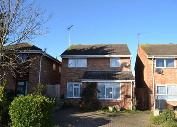 Thumbnail 3 bed detached house for sale in Cavendish Drive, Langlands, Northampton