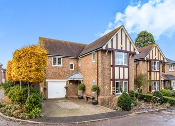 Thumbnail 4 bed detached house for sale in Brogdale Place, Ospringe, Faversham
