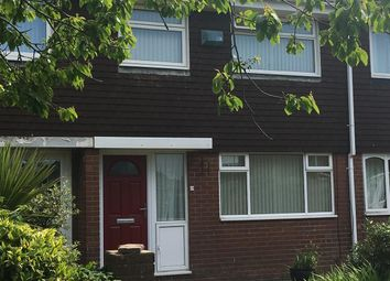 Thumbnail 3 bed terraced house to rent in Plover Close, Blyth