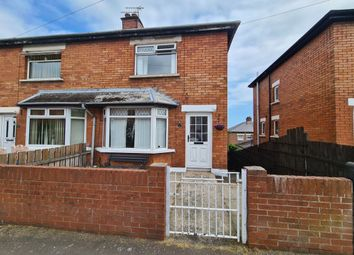 Thumbnail 3 bed semi-detached house for sale in Serpentine Parade, Newtownabbey