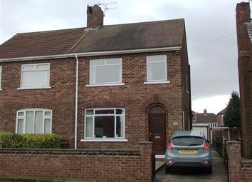 Thumbnail 3 bed semi-detached house for sale in Newland Drive, Scunthorpe