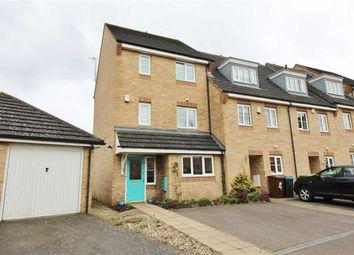 Thumbnail 4 bedroom end terrace house for sale in Alconbury Close, Borehamwood