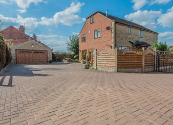 Thumbnail 6 bed detached house for sale in Lathan House, Welwyn Avenue, Batley West Yorkshire