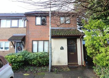 Thumbnail 3 bedroom end terrace house for sale in Readers Close, Dunstable