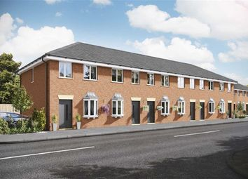 Thumbnail 2 bed end terrace house for sale in Plot 1, St Helens