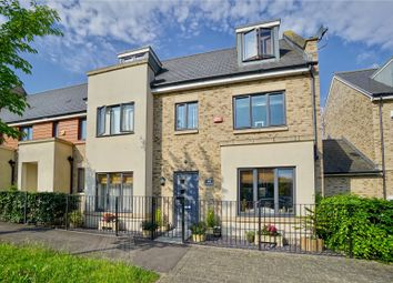 Thumbnail 5 bed semi-detached house for sale in Stone Hill, St. Neots, Cambridgeshire