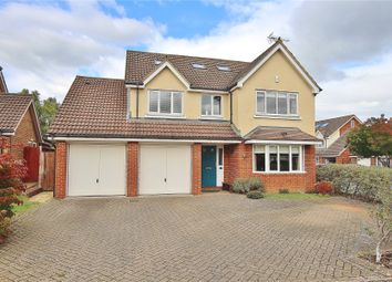 Thumbnail 6 bed detached house for sale in Knaphill, Woking, Surrey