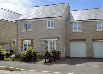 Thumbnail 4 bed semi-detached house for sale in Cowleaze, Purton, Swindon
