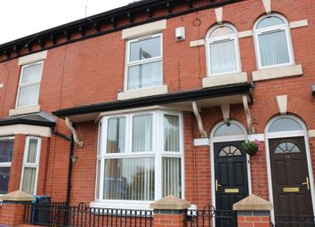 Thumbnail 4 bedroom terraced house to rent in Seymour Road South, Manchester