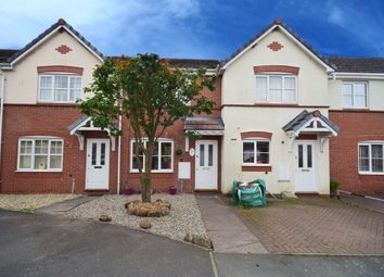 Thumbnail 2 bed terraced house for sale in Harris Croft, Wem, Shrewsbury
