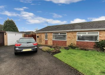 Thumbnail 1 bed semi-detached bungalow for sale in Regis Walk, Walsgrave, Coventry