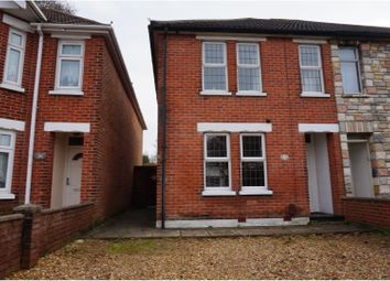 Thumbnail 3 bedroom semi-detached house for sale in Jolliffe Road, Poole