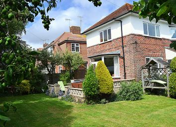 Thumbnail 4 bed detached house for sale in Rose Walk, Goring-By-Sea, Worthing
