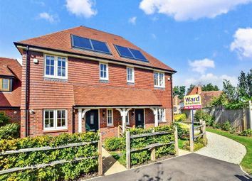 Thumbnail 3 bed semi-detached house for sale in Cyril West Lane, Ditton, Aylesford, Kent
