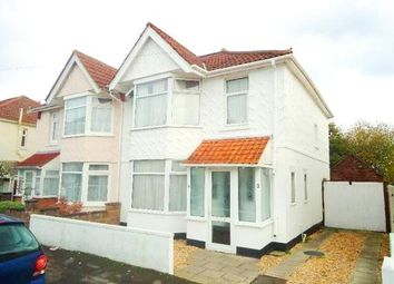 Thumbnail 4 bedroom detached house to rent in Merton Road, Southampton