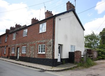 Thumbnail 2 bed end terrace house to rent in North Street, Ottery St. Mary