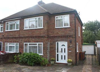 Thumbnail 3 bed semi-detached house for sale in Whitegate Gardens, Harrow Weald