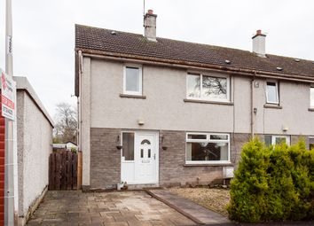 Thumbnail 2 bed end terrace house for sale in Birch Crescent, Scone