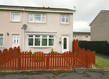 Thumbnail 3 bed end terrace house for sale in Baton Road, Shotts