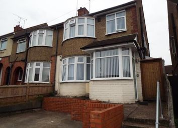 Thumbnail 3 bedroom end terrace house for sale in Marsh Road, Luton, Bedfordshire