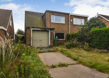 Thumbnail 3 bed semi-detached house for sale in Robin Down Close, Mansfield