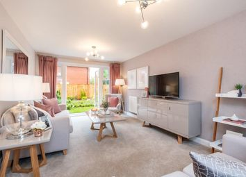"""Thumbnail 3 bed detached house for sale in """"Hadley"""" at Stonnyland Drive, Lichfield"""