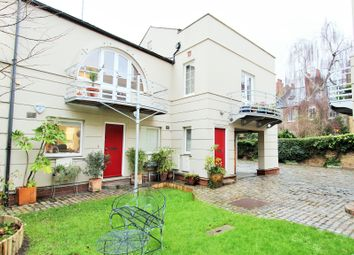 Thumbnail 1 bed terraced house for sale in Hawksmoor Mews, London