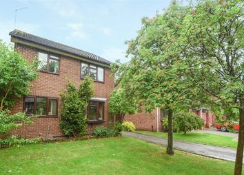 Thumbnail 4 bed detached house for sale in Agincourt Close, Wokingham, Berkshire