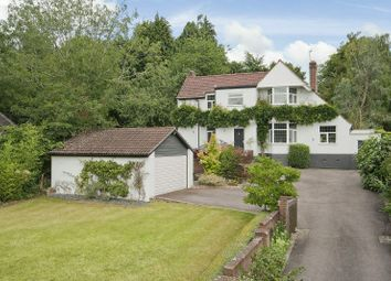Thumbnail 4 bed detached house for sale in Wyatts Road, Chorleywood, Hertfordshire