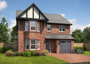 "Thumbnail 4 bed detached house for sale in ""Boston"" at Clifton, Penrith"