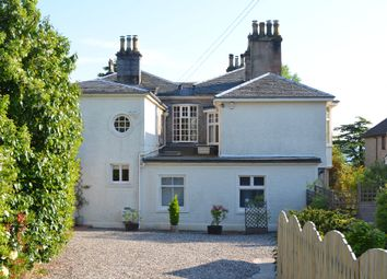 Thumbnail 4 bed flat for sale in West Abercromby Street, Helensburgh, Argyll And Bute