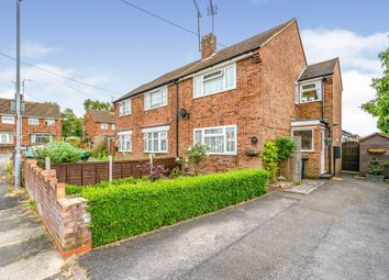 Thumbnail 2 bed semi-detached house for sale in Chapterhouse Road, Luton