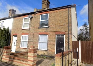 Thumbnail 2 bed end terrace house to rent in New Writtle Street, Old Moulsham, Chelmsford