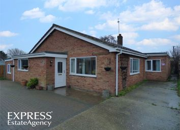 Thumbnail 5 bed detached bungalow for sale in Fakes Road, Hemsby, Great Yarmouth, Norfolk