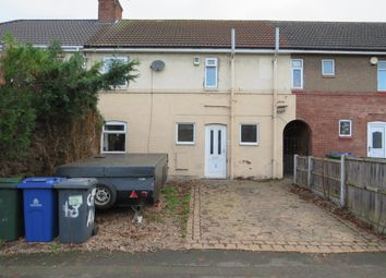 Thumbnail 3 bed terraced house for sale in Chequer Avenue, Hyde Park, Doncaster