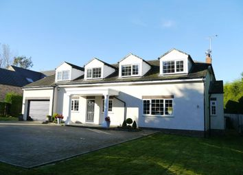 Thumbnail 4 bed detached house for sale in The Rise, Ponteland, Newcastle Upon Tyne