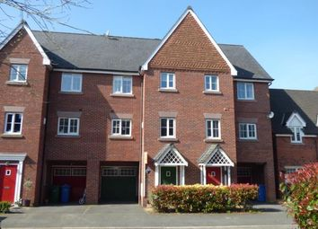Thumbnail 4 bed town house for sale in Farcroft Close, Lymm, Cheshire