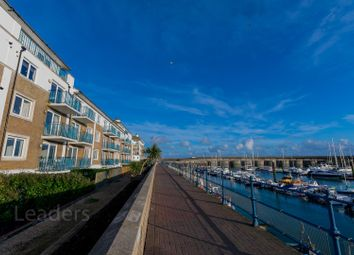 Thumbnail 2 bed flat for sale in The Strand, Brighton Marina Village