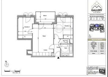 Thumbnail 2 bed apartment for sale in Saint-Gervais-Les-Bains, Haute-Savoie, France