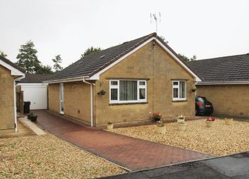 Thumbnail 2 bedroom detached bungalow for sale in Orwell Close, Swindon