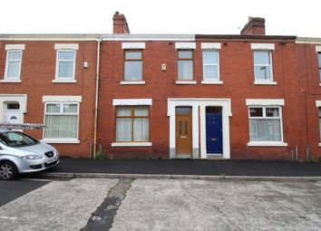 Thumbnail 3 bedroom terraced house for sale in Lawrence Street, Fulwood, Preston