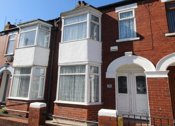 Thumbnail 3 bed terraced house to rent in Ryde Avenue, Hull