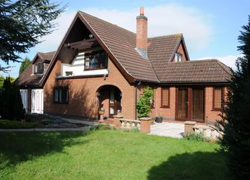 Thumbnail 4 bed detached house for sale in Main Road, Toynton All Saints, Spilsby