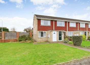 Thumbnail 2 bed end terrace house for sale in Peartree Road, Herne Bay, Kent