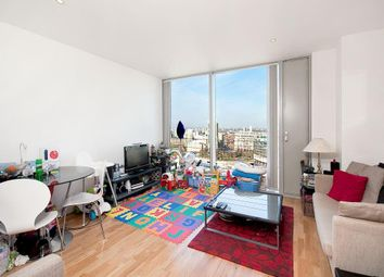 Thumbnail 1 bed flat to rent in Landmark West Tower, Canary Wharf